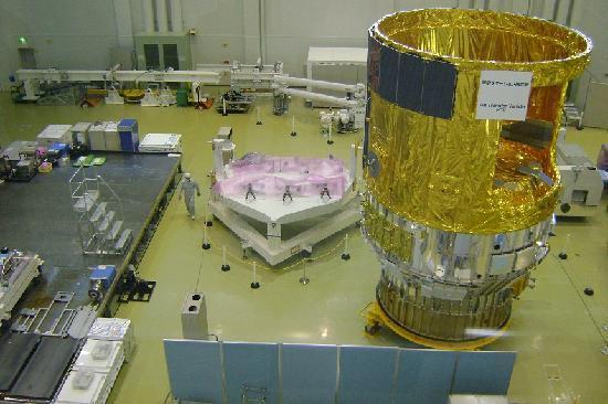 Tsukuba Space Center: 「きぼう」エンジニアリングモデル