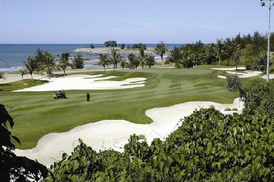 The Empire Hotel & Country Club: Golf Course