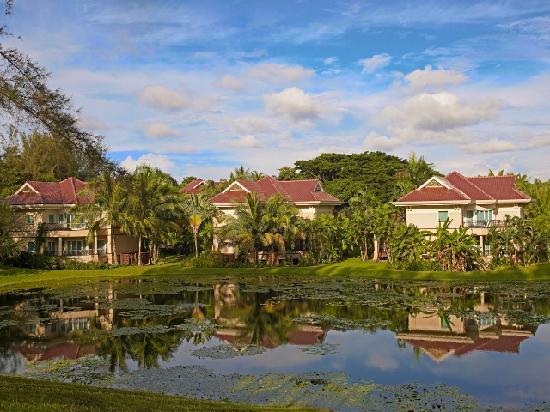 Kampong Jerudong, سلطنة بروناى: Villas