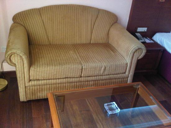 Atria Hotel: Sofa