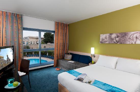 Leonardo Hotel Jerusalem: Superior Room