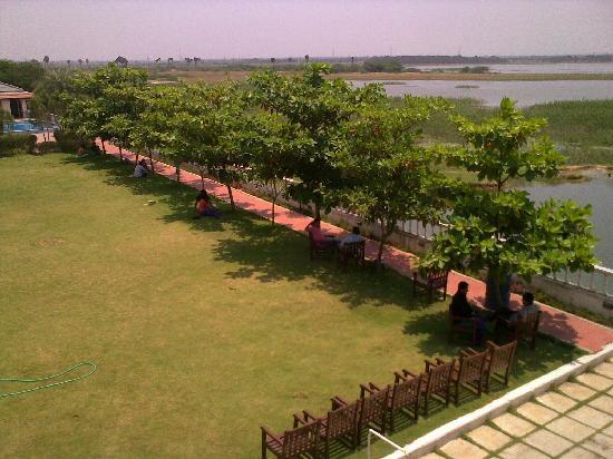 Citrus Lakeside Sriperumbudur: View of the Lake