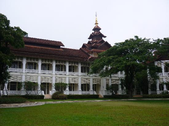 The Dhara Dhevi Chiang Mai: 建物の一部