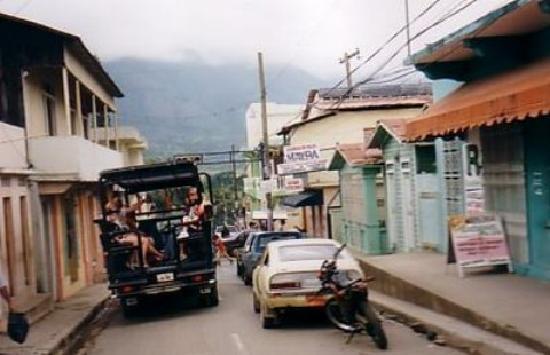 Streets of Jarabacoa