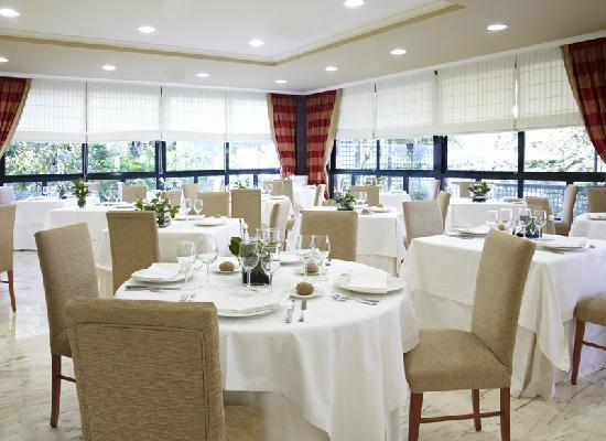 Hotel Carlos I Silgar: Restaurante Miraflores