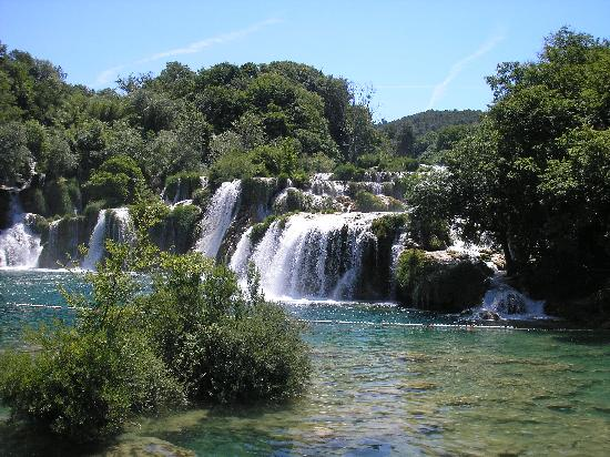 Plitvice Lakes National Park, Croatia: Nationalpark Plitvicer See