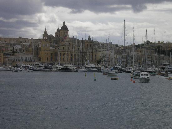 La Valette, Malte : Valletta