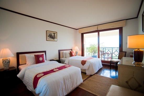 โรงแรมไซ่ง่อนโดเมนลักซ์ชัวรี่: Bedroom