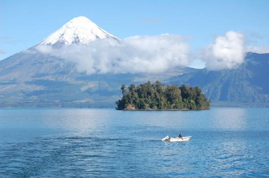 Пуэрто-Варас, Чили: Osorno volcano