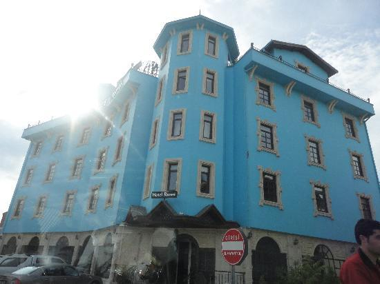 Rumi Hotel: Hotel