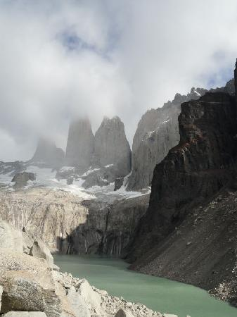 Torres del Paine National Park, Şili: Towers