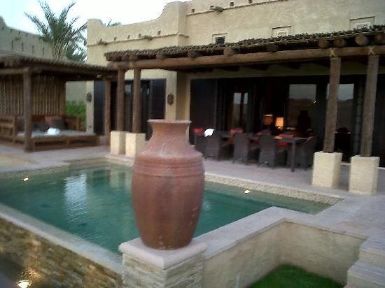 Qasr Al Sarab Desert Resort by Anantara: Our Villa room