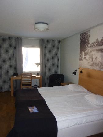 Best Western Plus Kalmarsund Hotell : Standard double room