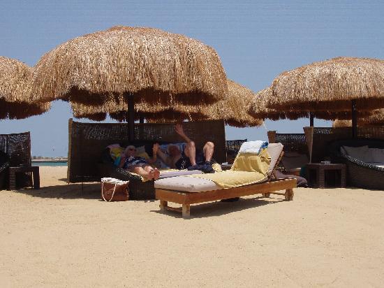 Three Corners Rihana Resort : Moods Beach club