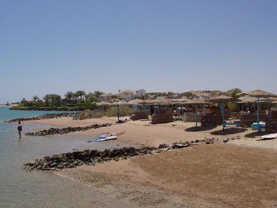 Three Corners Rihana Resort: zeytouna beach