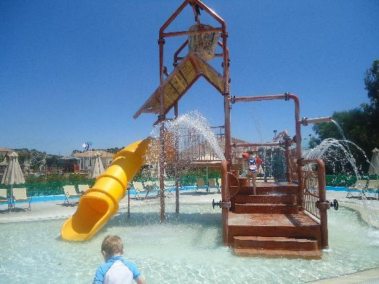 Holiday Village Rhodes: waterpark