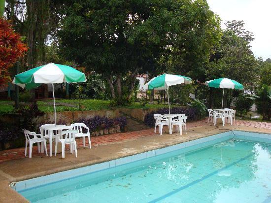 Hotel Mision Santa Barbara: pool