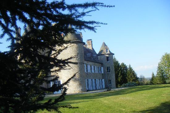 Liginiac, Francia: le château