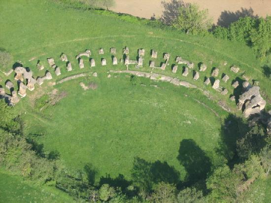 Capitello Camping : Parco archeologico Anfiteatro