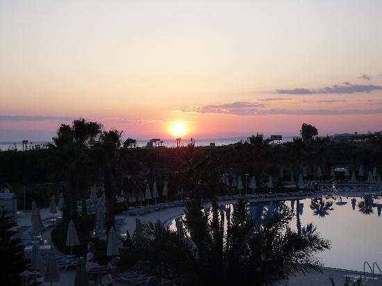 Amelia Beach Resort & Spa: Sonnenuntergang