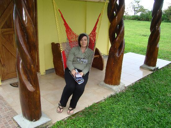 Catarata Rio Celeste Hotel: las cabañas,preciosas