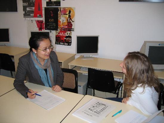Escuela Montalban - Day Classes: Spanisch lernen an der Escuela Montalbán in Granada
