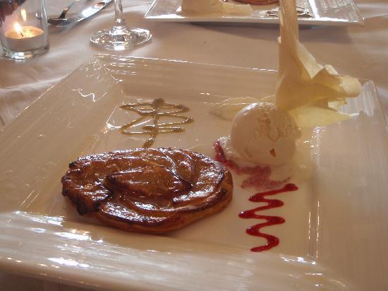 De Drie Zilveren Kannen: Dessert