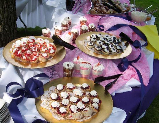 Oberlin Inn: Scrumptuous Desserts