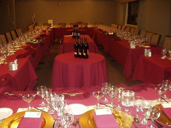 Oberlin Inn: Wine Tastings