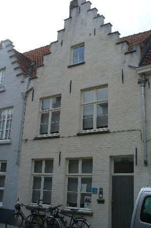 Bed & Breakfast Speelmansrei: Street frontage