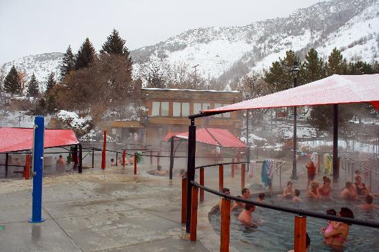 Idaho's World Famous Hot Pools: Year Round Enjoyment!