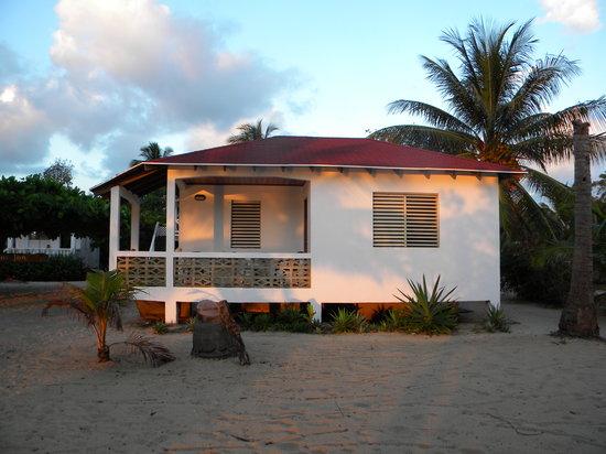 Sunrise at Hopkins Inn Cabanas