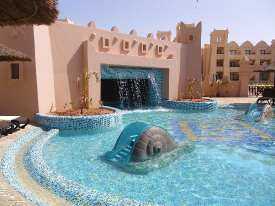 Hotel Riu Touareg : Kid's club swimming pool