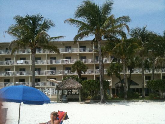 BEST WESTERN PLUS Beach Resort : All rooms face the beach