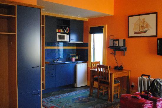 Great Ponsonby Arthotel: Vista della camera