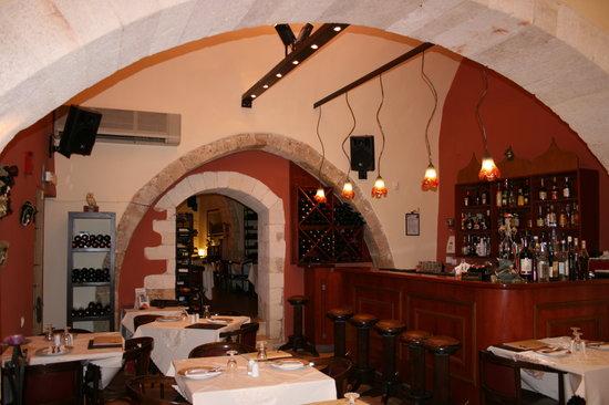 Veneto-Ristorante Italiano: salle de restaurant