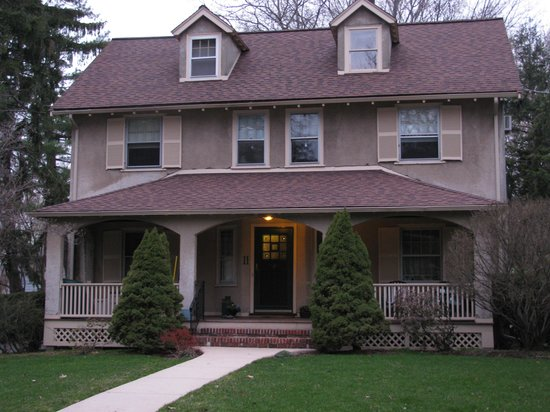 Park Lane Bed & Breakfast: Front of house