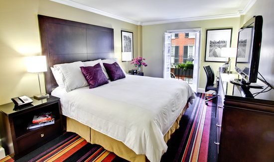 Hotel Le Marais: Premium Balcony Guest Room