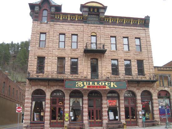 the historic bullock hotel picture of bullock hotel. Black Bedroom Furniture Sets. Home Design Ideas