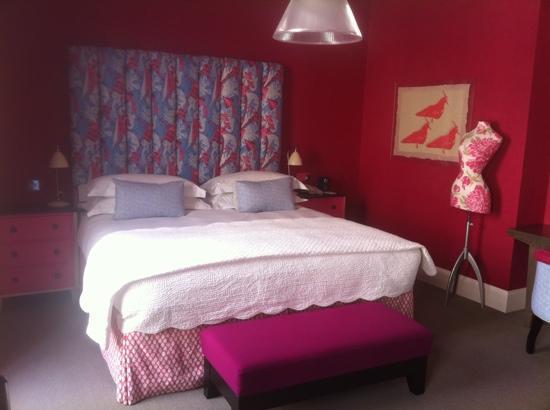 โรงแรมเฮย์มาร์เก็ต: bedroom