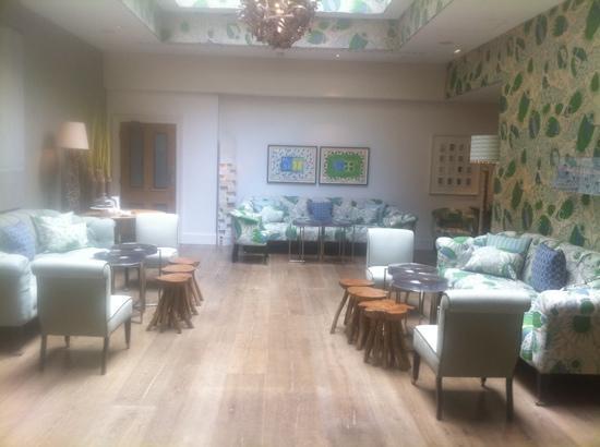 โรงแรมเฮย์มาร์เก็ต: conservatory