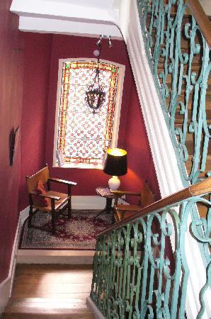 La Maison d'Hotes - La Corne d'Or: Staircase