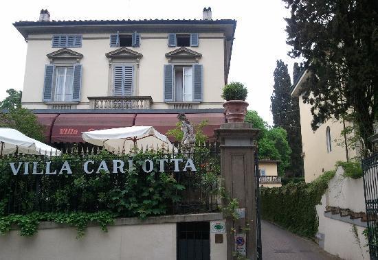 Chambre photo de villa carlotta hotel florence for Chambre hotel florence