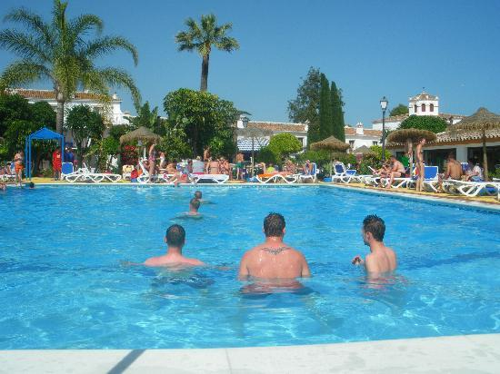 Globales Cortijo Blanco Hotel: Bild
