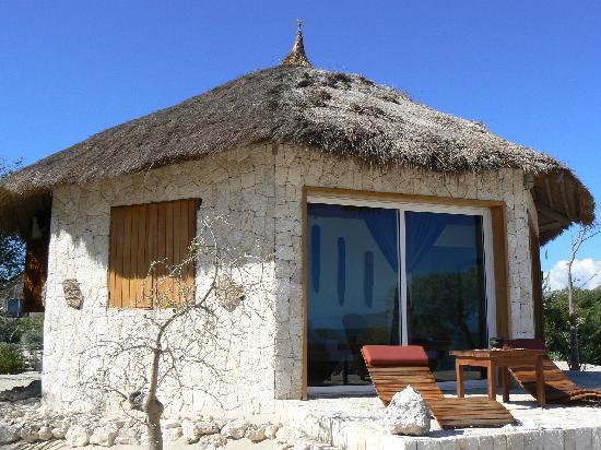 Anakao, Madagascar : notre bungalow