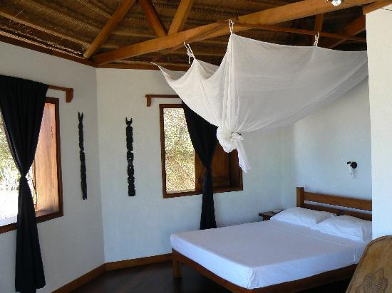 Anakao Ocean Lodge: notre chambre