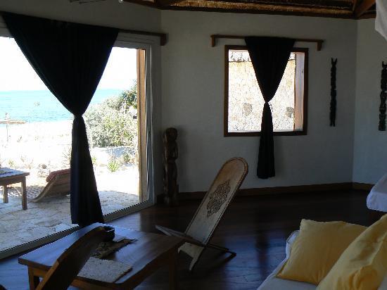 Anakao Ocean Lodge: notre chambre