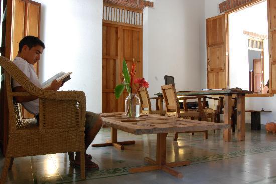 Casa Verde Hotel: Lobby