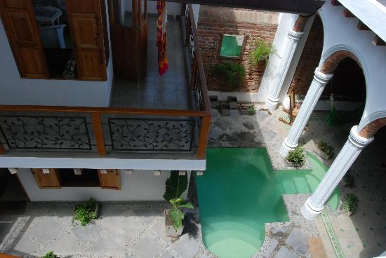 Casa Verde Hotel: Piscina