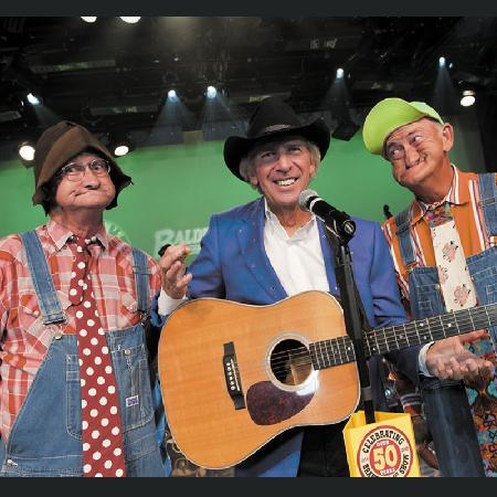Baldknobbers Jamboree: Hargus, Bob & Stub